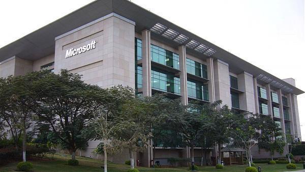 Microsoft Office in Gachibowli. Image Courtesy: Wikimapia