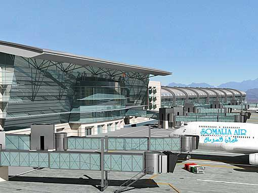 Bender Qassim International Airport - Bosaso