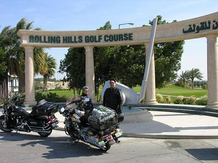 Rolling Hills Golf Course - Dhahran