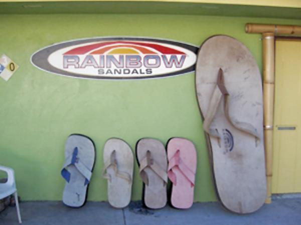 e5556e0a Rainbow Sandals - Production & Factory Outlet - San Clemente, California