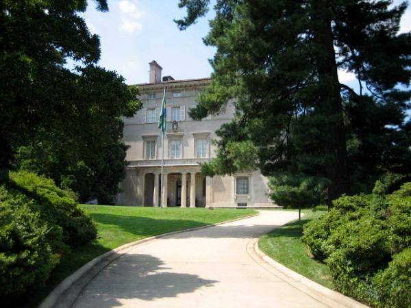 McCormick House - Official Residence of the Brazilian