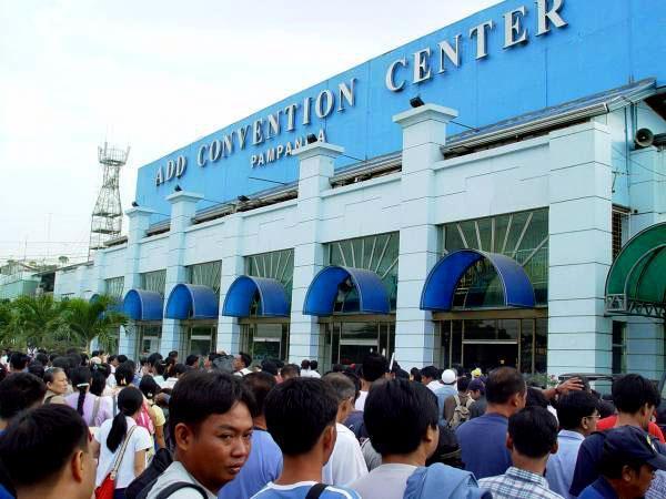 Ang dating Daan Convention Center apalit Pampanga kart