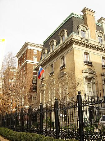 Official Residence of the Russian Ambassador (Former Soviet