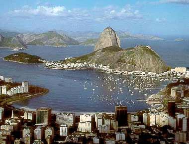 Bahía de Guanabara - Río de Janeiro