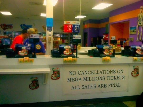 Primm Valley Lotto Store Nipton, California