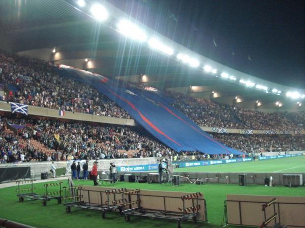 Parc des Princes - Paris | stadium, WorldCup football ...