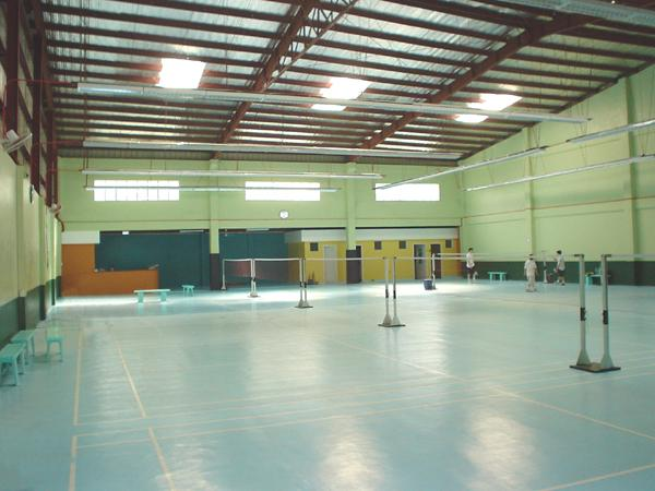 Tutuban Badminton Arena - Manila