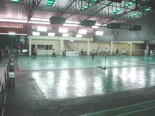 Shuttle Flight Badminton Arena - Quezon City