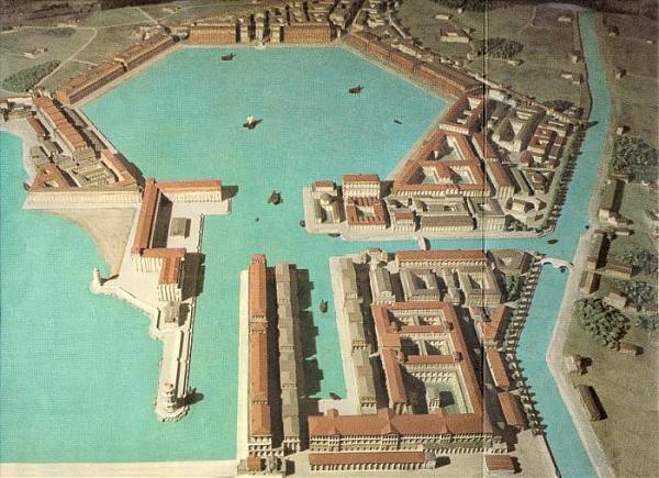 Portus, The Harbor of Trajan