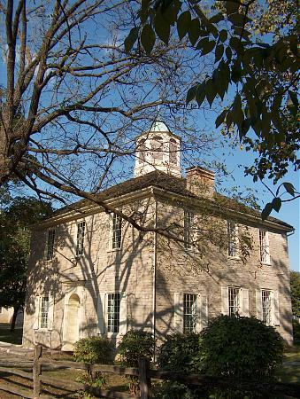 First Indiana State Capitol Corydon Corydon Indiana