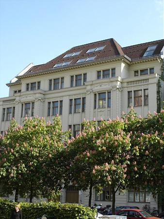Btk University For Art Design Berlin Campus Berlin