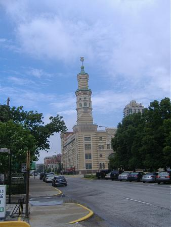 Old National Centre (Murat Shrine) - Indianapolis-Marion