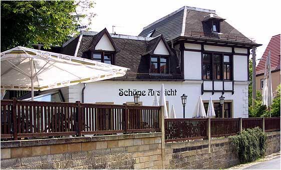 Hotel Restaurant Schone Aussicht Dresden