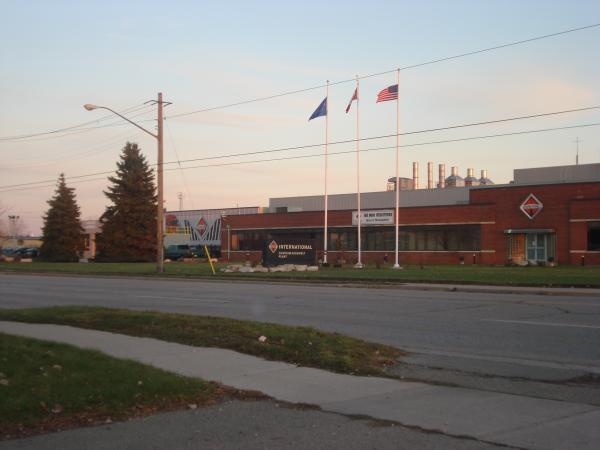 Navistar - International Trucks - Chatham Assembly Plant