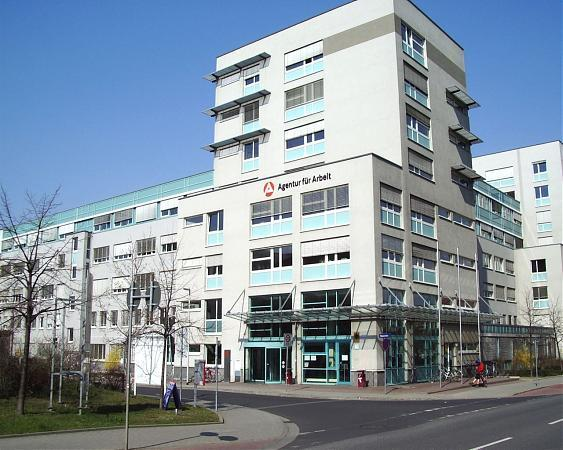 Arbeitsamt Frankfurt West