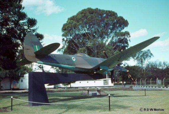 Manyame Air Base - Harare