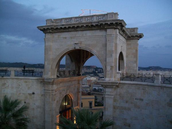 Bastione Saint Remy E Terrazza Umberto I Cagliari