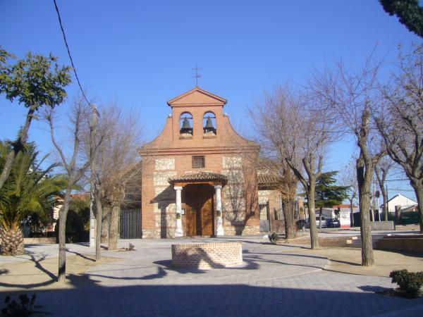 Iglesia De San Cristobal Torrejon De La Calzada