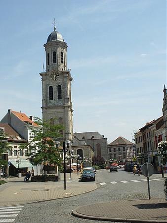 Lokeren Est Une Ville Néerlandophone De Belgique Située En Région Flamande  Dans La Province De Flandre Orientale.