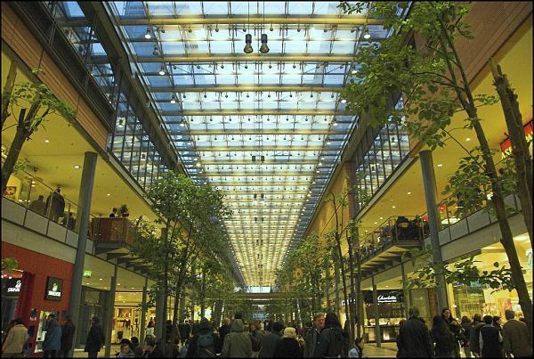 Potsdamer Platz Arkaden Berlin