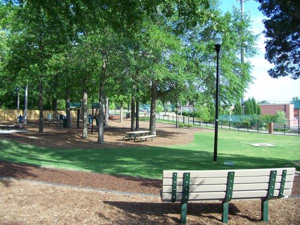Quinine Hill Park - Columbia, South Carolina