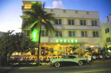 Avalon Hotel South Beach Miami