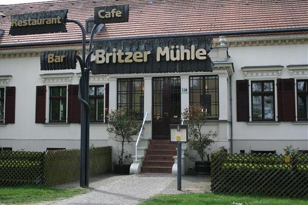 britzer mühle restaurant