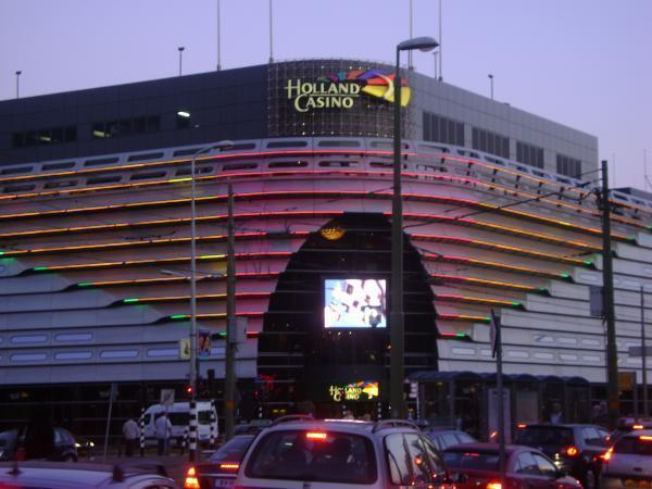 Parkeergarage Holland Casino Scheveningen