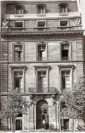 Image result for Herbert N. Straus House inside