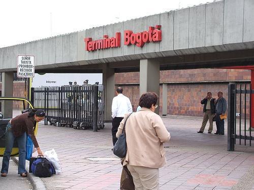 Terminal De Transportes De Bogota Bogota