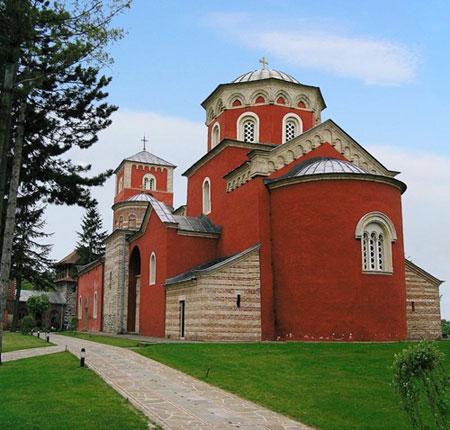 Μοναστήρι Ζίτσας