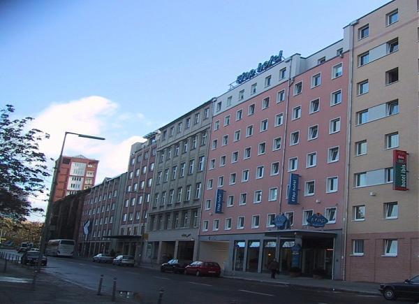 Hotel Ibis Budget Berlin City Potsdamer Platz Berlin