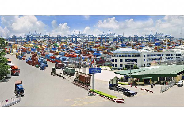Kết quả hình ảnh cho icd tân cảng sóng thần