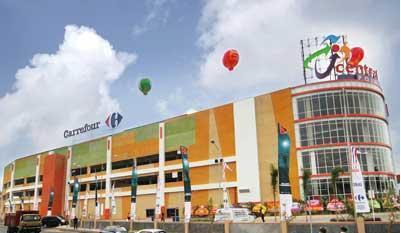 Carrefour Kalimas Surabaya Surabaya
