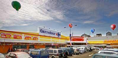 Carrefour Rungkut Surabaya