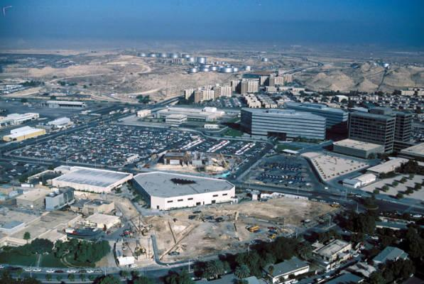 Saudi Aramco headquarters (Core Area) - Dhahran