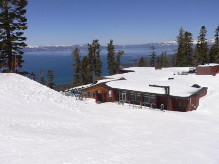 Heavenly California Lodge >> Heavenly California Base Lodge