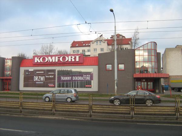 Komfort Bydgoszcz