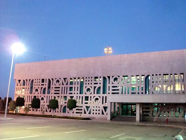 Luxor Airport Terminal