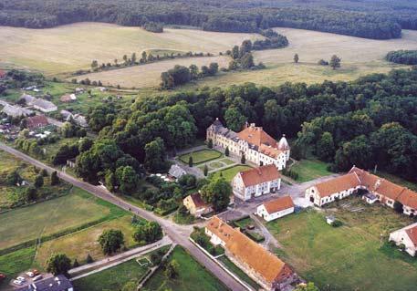 Schloss Steinort - Sztynort