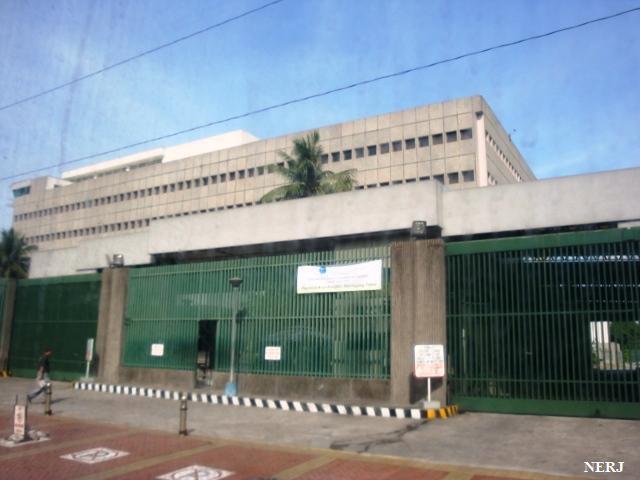 Bangko Sentral Ng Pilipinas Security Plant Complex