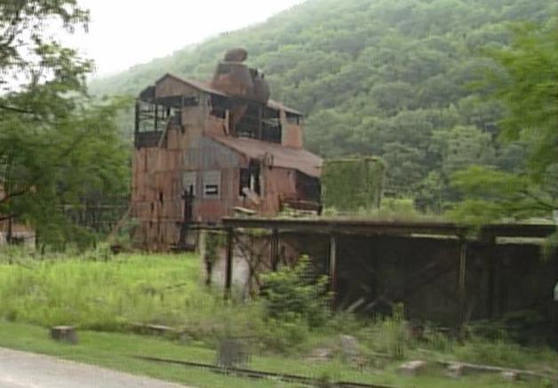 sawmill building
