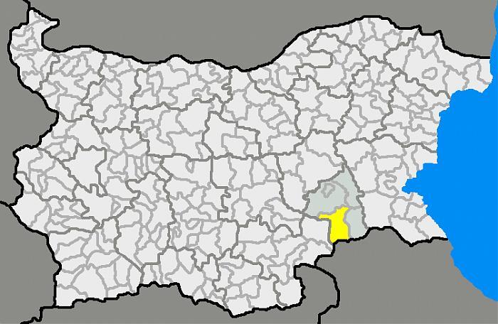 Obshina Elhovo