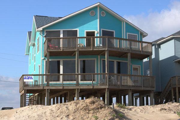 El Patron 8 Bedroom Beach House Ociates