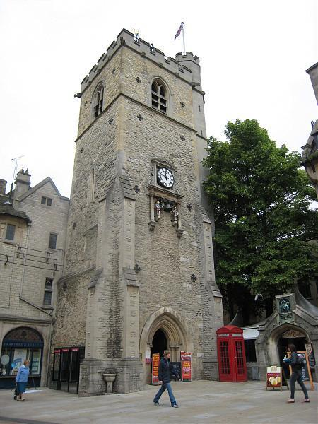 Carfax Tower Oxford