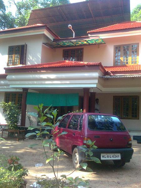 Ajith Marath's House