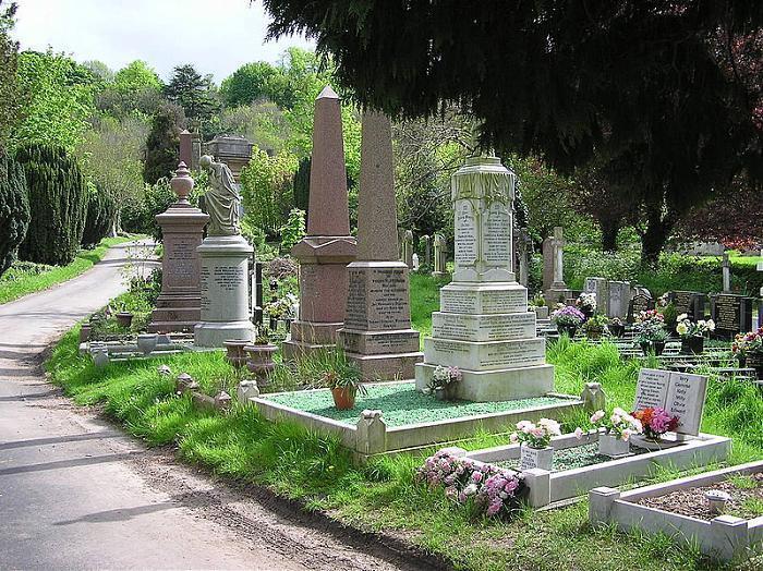 Arnos Vale Cemetery - Bristol | park