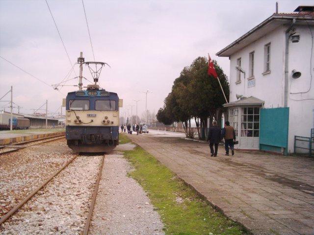 Mithatpaşa Tren İstasyonu - Sakarya