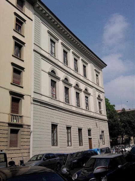 Edificio della Scuola (Elementare e Materna Cairoli ...