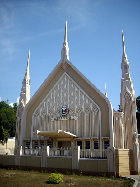Iglesia ni cristo vs ang társkereső daan vita